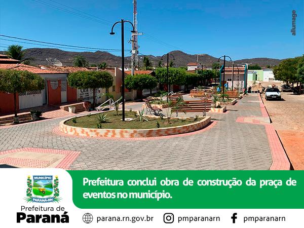 Paraná Rio Grande do Norte fonte: www.parana.rn.gov.br